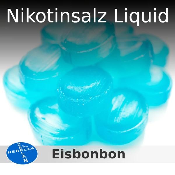 Herrlan NicSalt Liquid 10ml Eis Bonbon