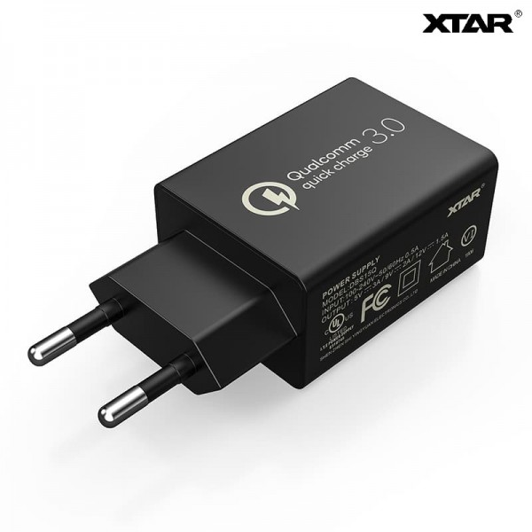 Xtar QC3.0 USB-220V Adapter DBS15Q