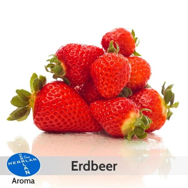 Herrlan Aroma 5ml Erdbeer