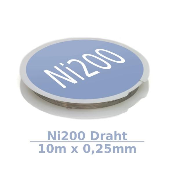 Ni200 0,25mm 10m