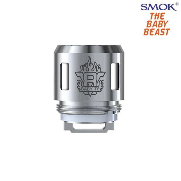 Smok V8 Baby-T6 Coils 5er Pack