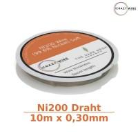 Crazy Wire Ni200 10m x 0,30mm