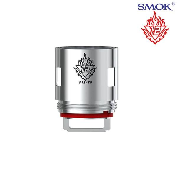 Smok V12-T6 Coils 3er Pack