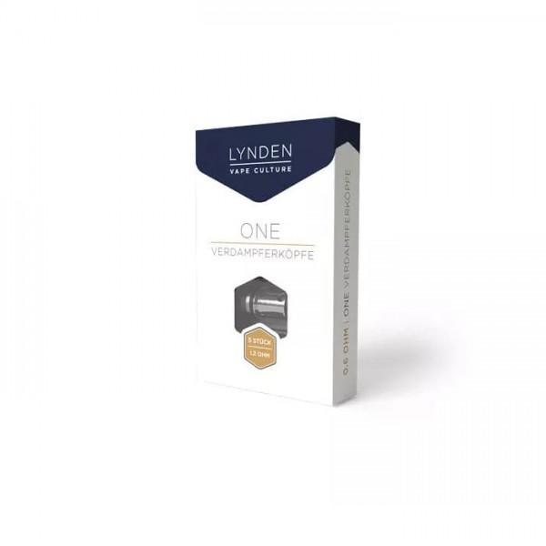 Lynden One Coils 5er Pack