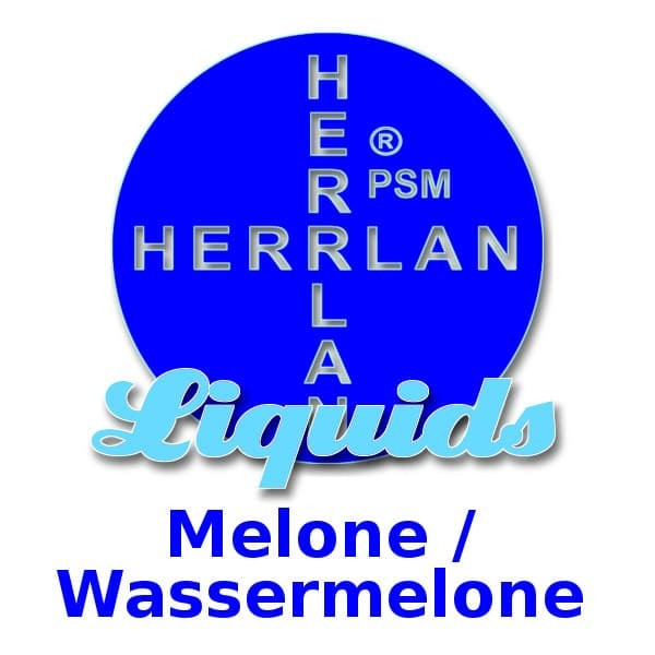 Herrlan Liquid 10ml Melone / Wassermelone