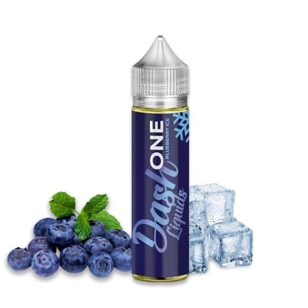 Dash ONE Liquids Blueberry Ice - 15ml Aroma