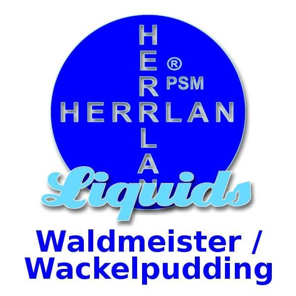 Herrlan Liquid 10ml Waldmeister-Wackelpudding