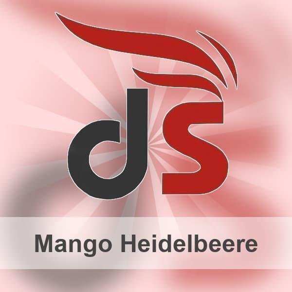 Damfa Liquid - 10ml - Mango Heidelbeere