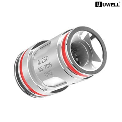 Uwell Crown 5 Mesh Coils UN2 0,23 Ω 4er Pack