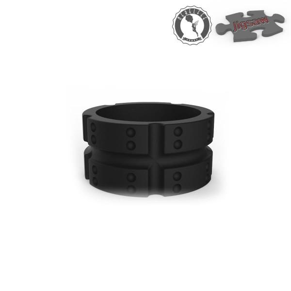Nebelfee Jigsaw Drip Tip Shield POM