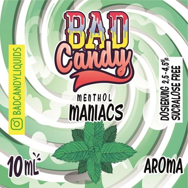 Bad Candy Vape Aroma - 10ml - Menthol Maniacs