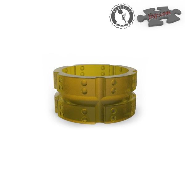 Nebelfee Jigsaw Drip Tip Shield PEI