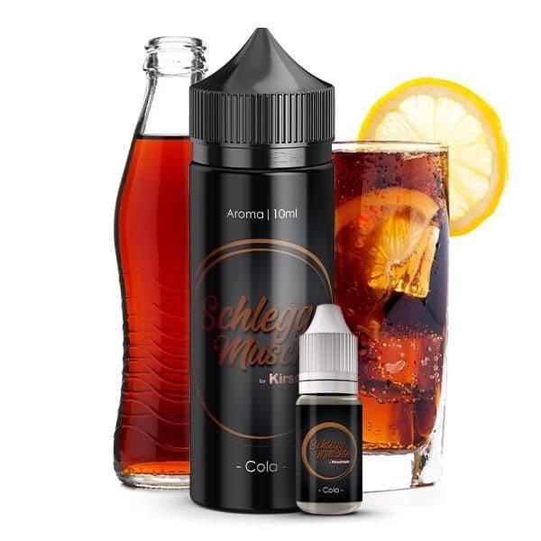 Schleggmuschln - Cola 10ml Aroma