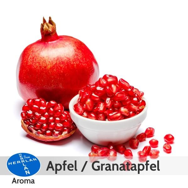 Herrlan Aroma 5ml Apfel / Granatapfel