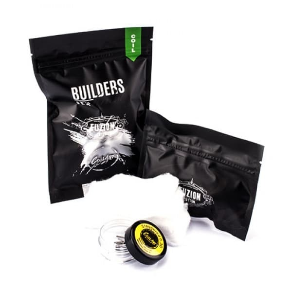 Builders finest Staggered Pack 0,3 Ohm