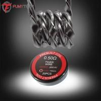 Fumytech Prebuild Coil Tiger Wire 0,5 Ω 20 Stück